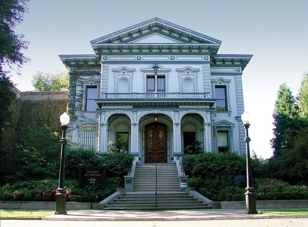 Crocker Art Museum in Sacramento California