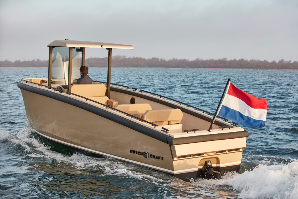 DutchCraft DC25 All electric tender