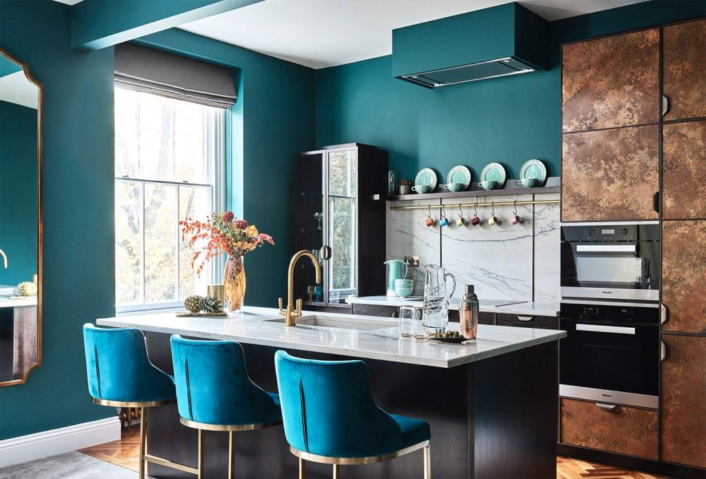 A Stunning New Home for the Ledbury Studio Metallics Collection