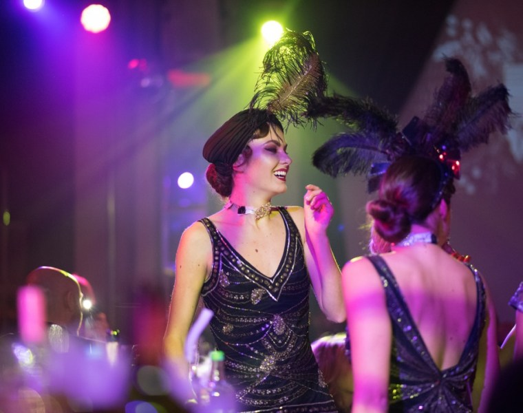 London Cabaret Club's Gatsby With Love Dinner and Show for Valentine's Day