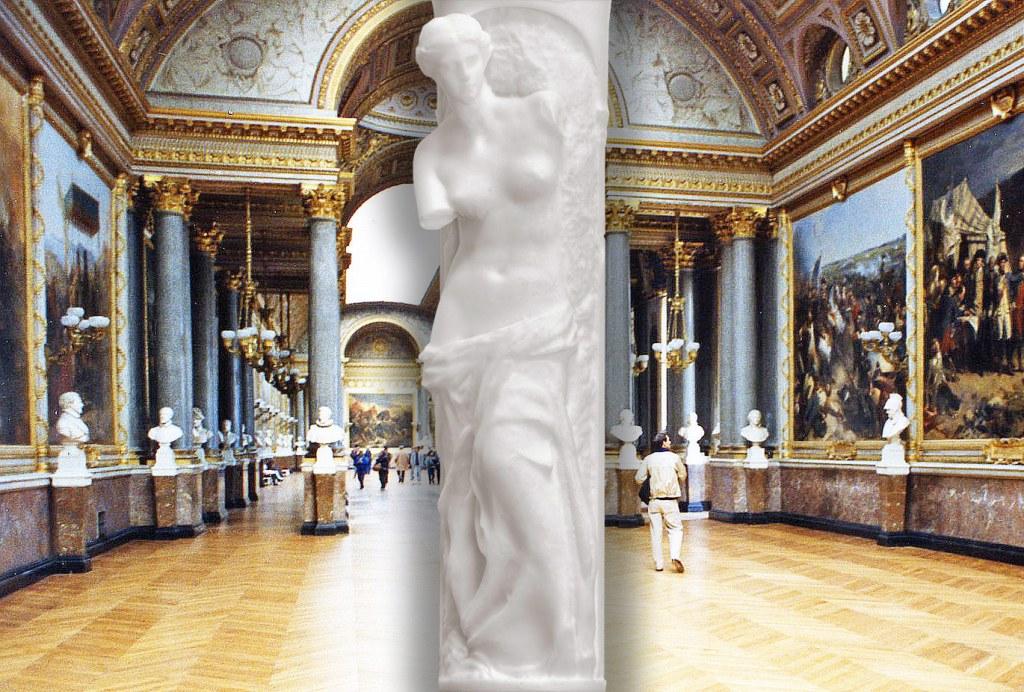 Montegrappa Venus De Milo Pen in Marble