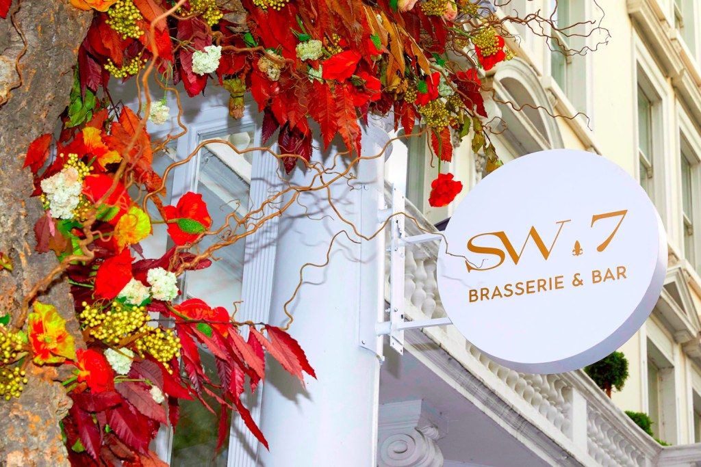 A Fantastic Fusion Of Mediterranean And British Cuisine At SW7 Brasserie & Bar