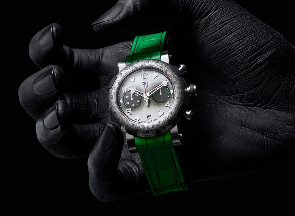 The RJ JOKER watch – Guaranteed to put a smile on your face