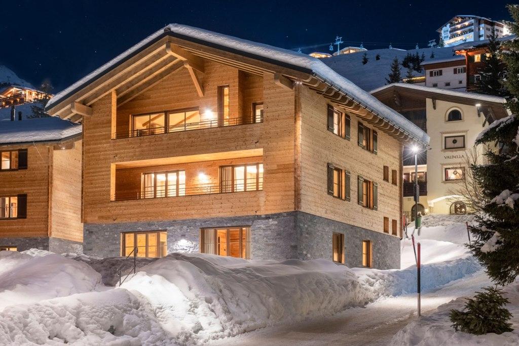 Bramble Ski new Luxury Chalets in Lech