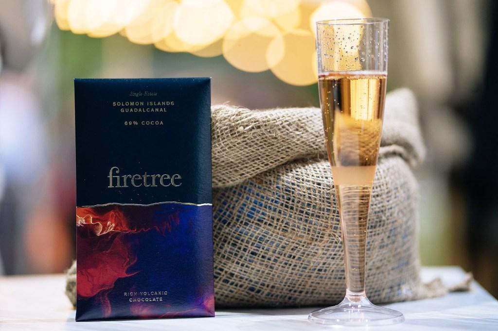 Firetree chocolate bar