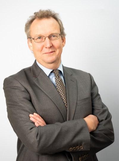Gerard Barnes CEO of Smart TMS