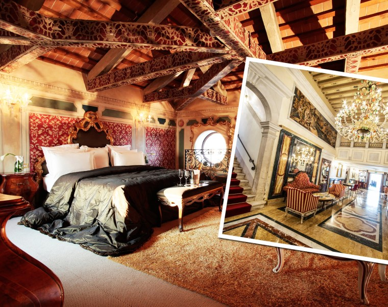 Grand Hotel dei Dogi: A Hidden-Gem In The World's Most Famous Canal City