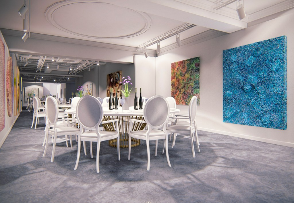 Inside the new HOFA Flagship Gallery in Mayfair