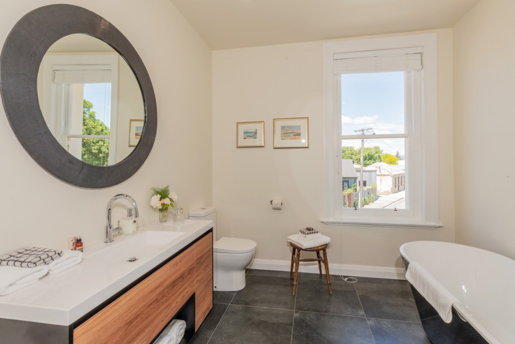 Bathroom suite in the Lord Clyde