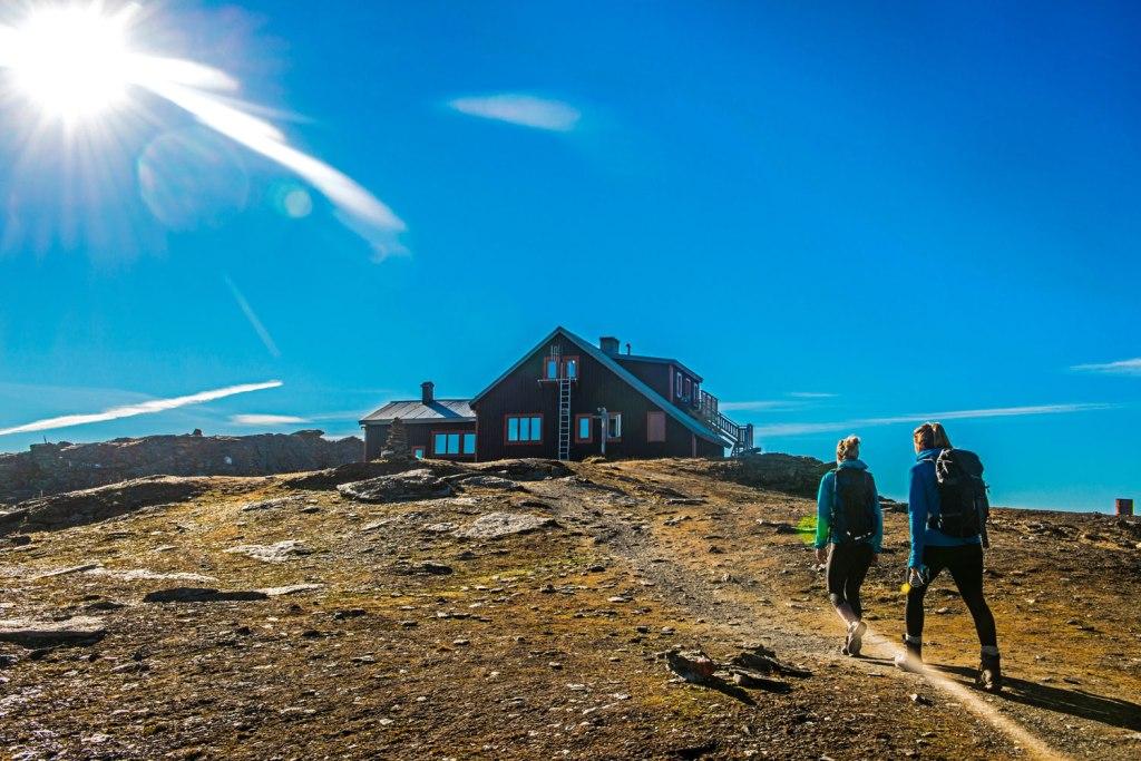 Off the Map Travel Scandinavian Six Hiking Låktatjåkko