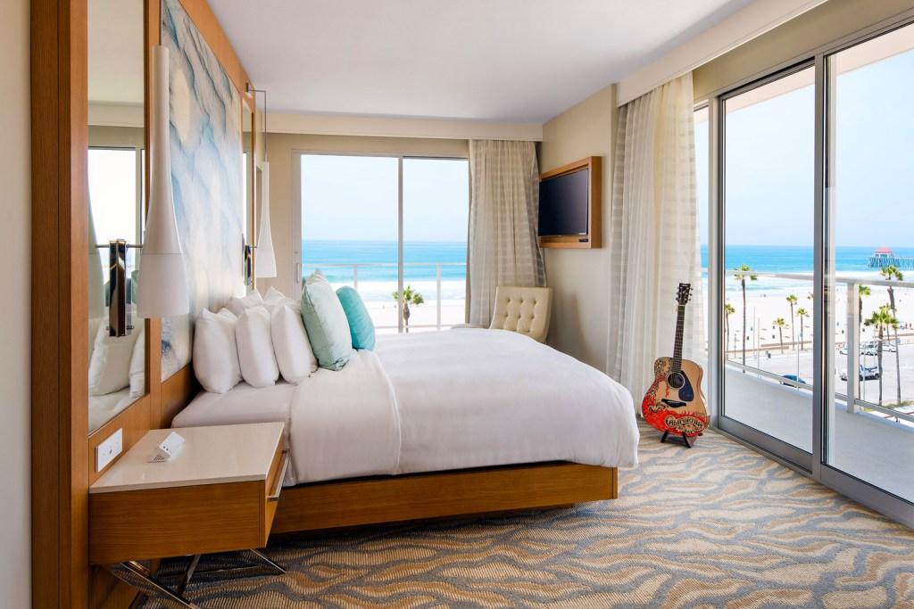 Paséa Hotel & Spa in Huntington Beach California
