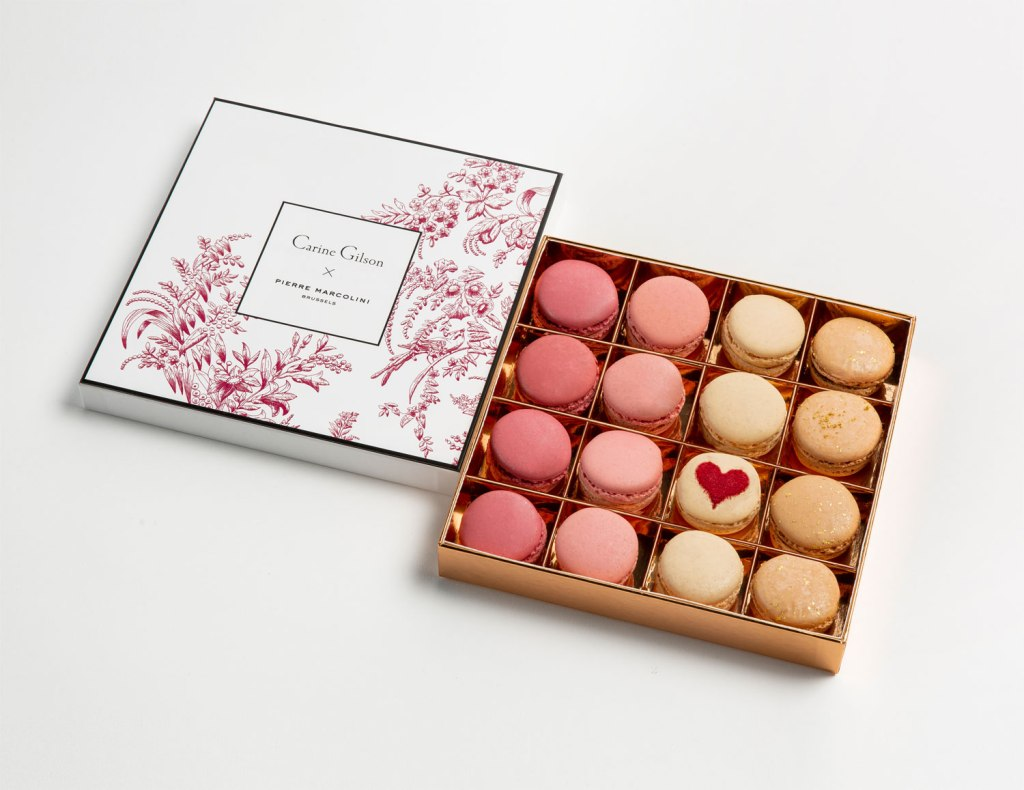 Exploring the Pierre Marcolini & Carine Gilson Valentine's Day Collection 4