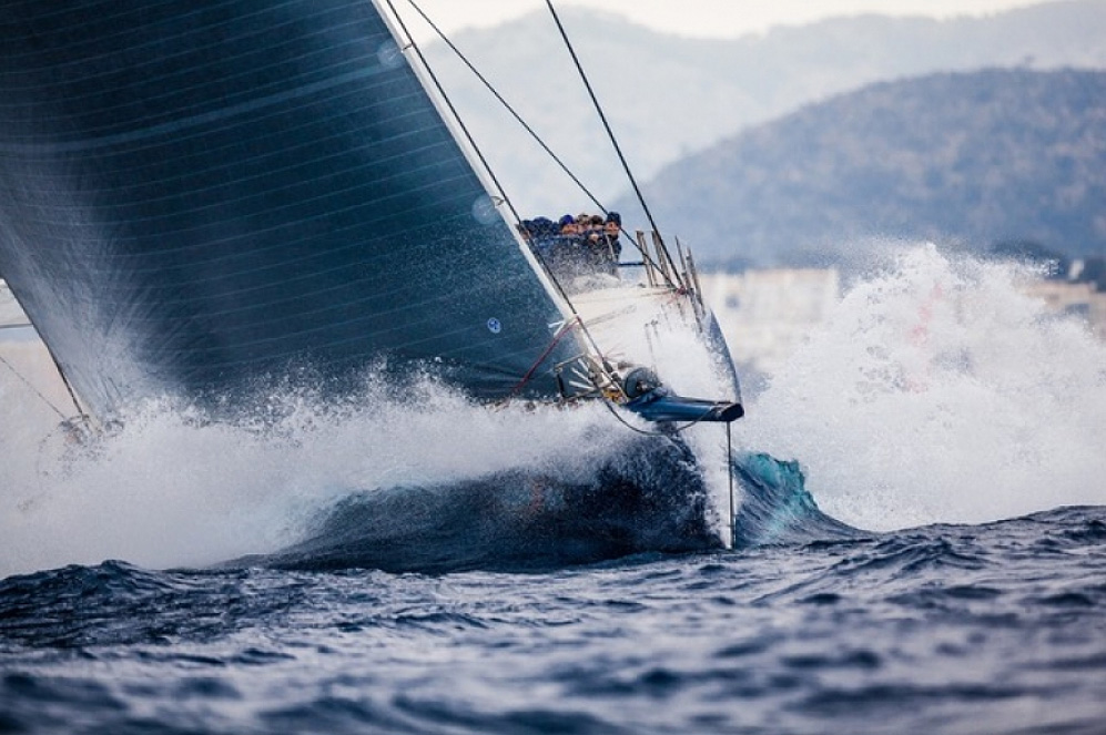 The 24th Superyacht Cup Palma Welcomes New Performance Class Entries