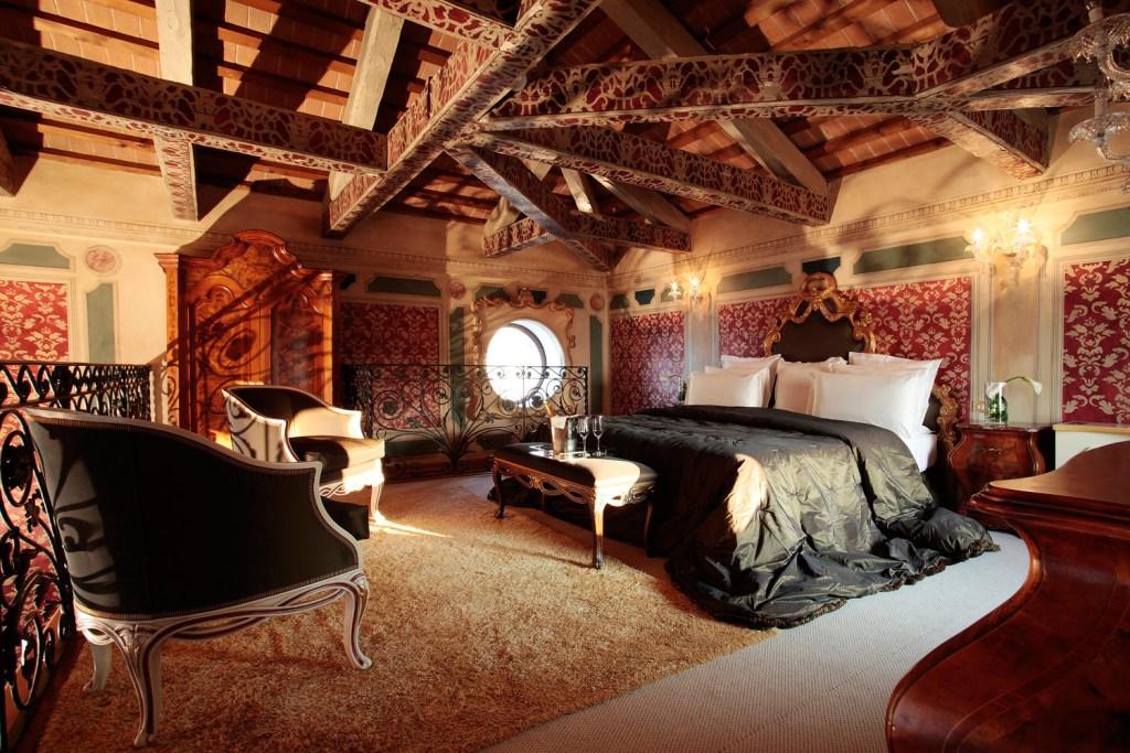 The Grand Hotel dei Dogi Presidential Suite
