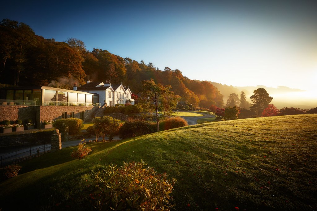 The Samling Hotel is the ideal place to celebrate William Wordsworth