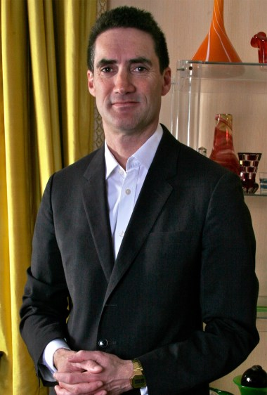 Thomas Woodham-Smith, the Founder of The Open Art Fair