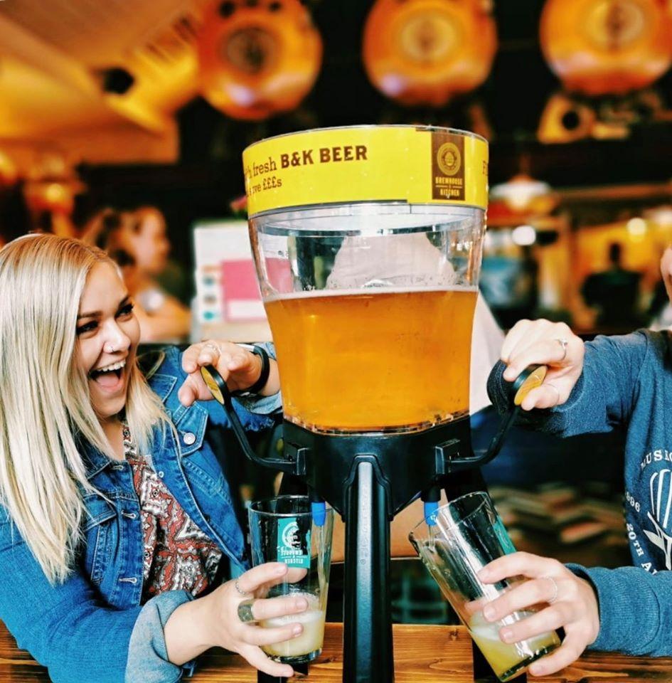 Brewhouse & Kitchen Celebrate Women with International Women's Brew Day
