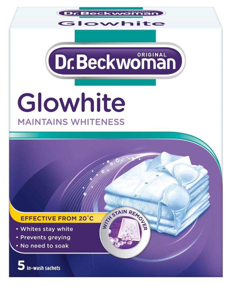 Dr Beckmann Glowhite to Dr Beckwoman Glowhite