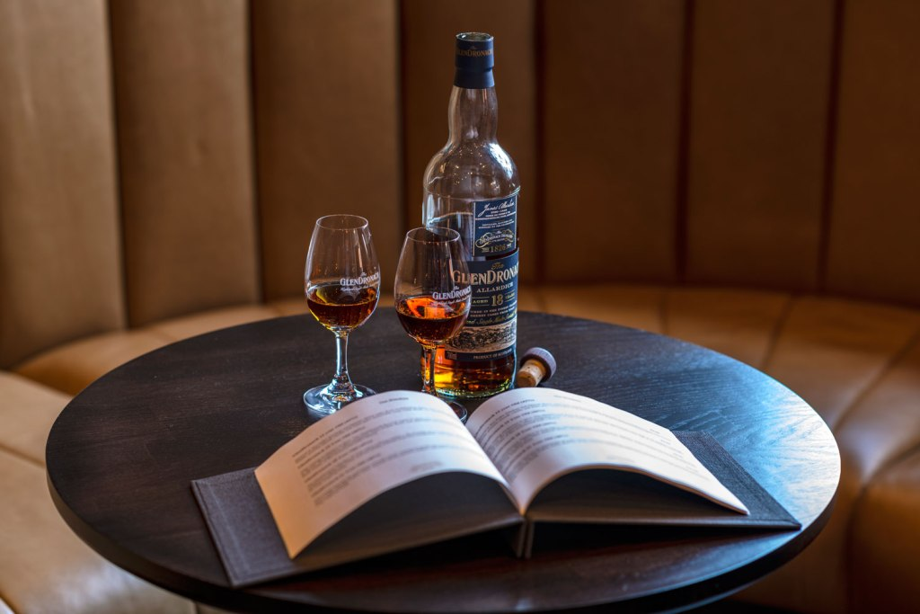 GlenDronach Distillery has announced the completion of its newly renovated prestige visitor experience