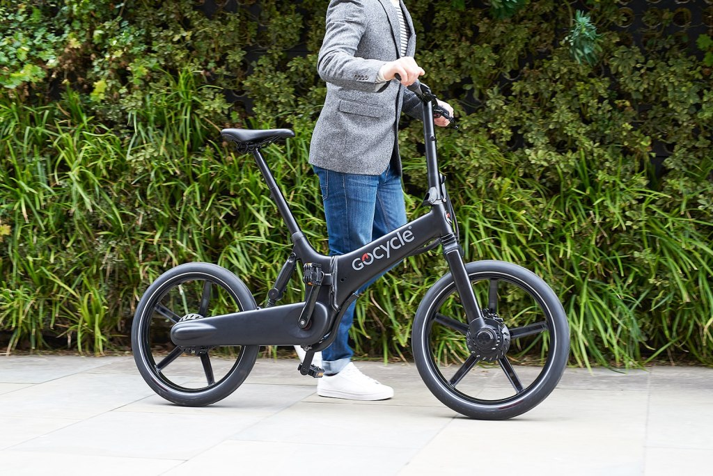 GoCycle is stepping forward to help NHS workers