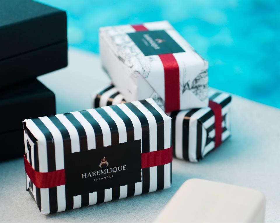 Haremlique Istanbul bathroom accessories
