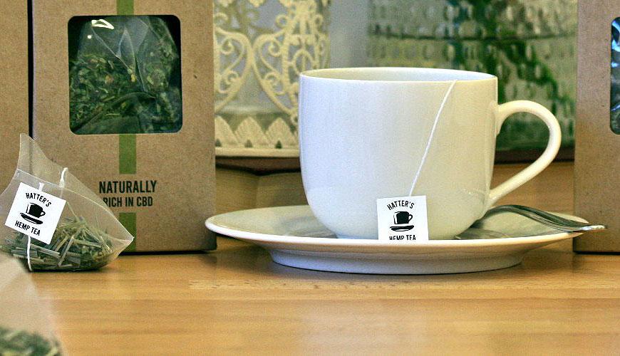 Hatter's Hemp tea