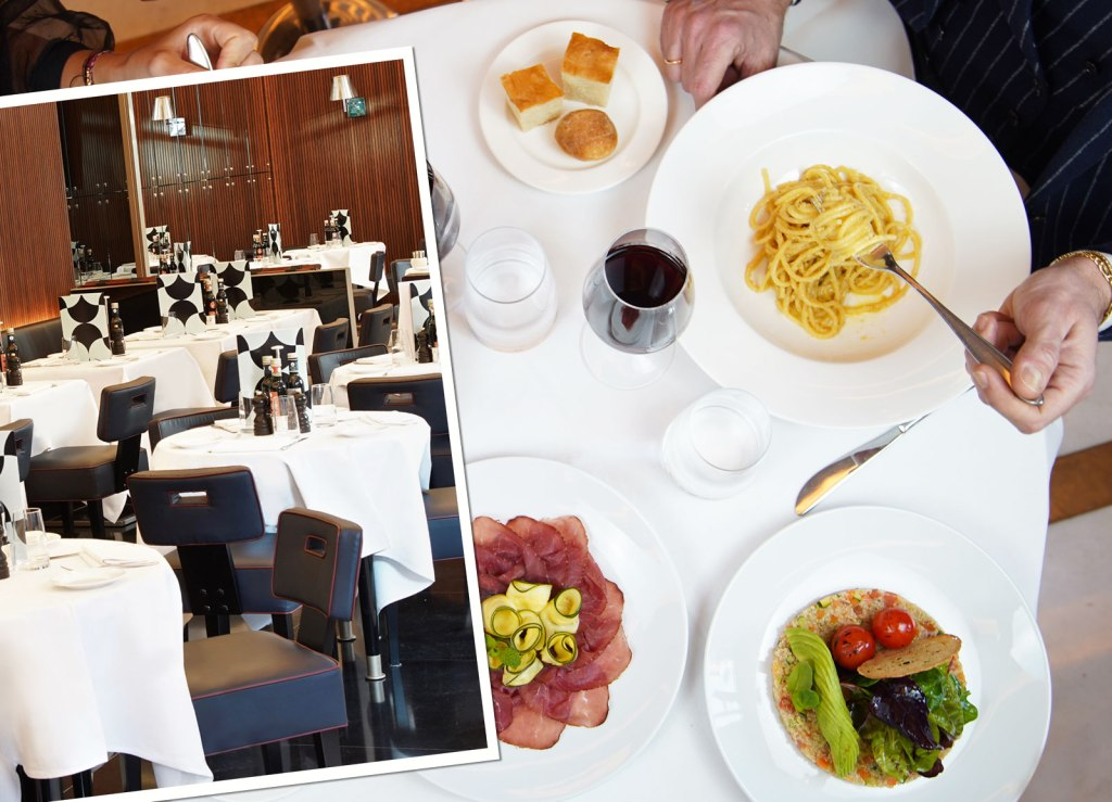 Review of the restaurant MAIA in Knightsbridge