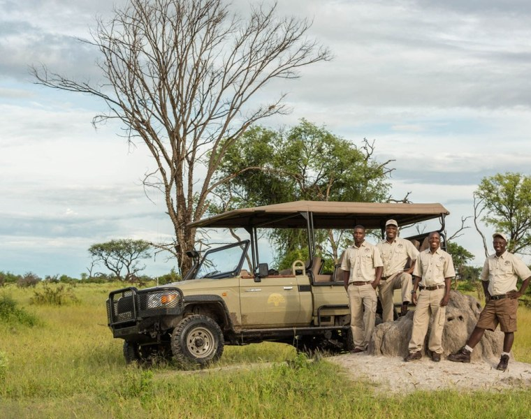 How African Safari Camps Are Supporting Conservation and Community Projects