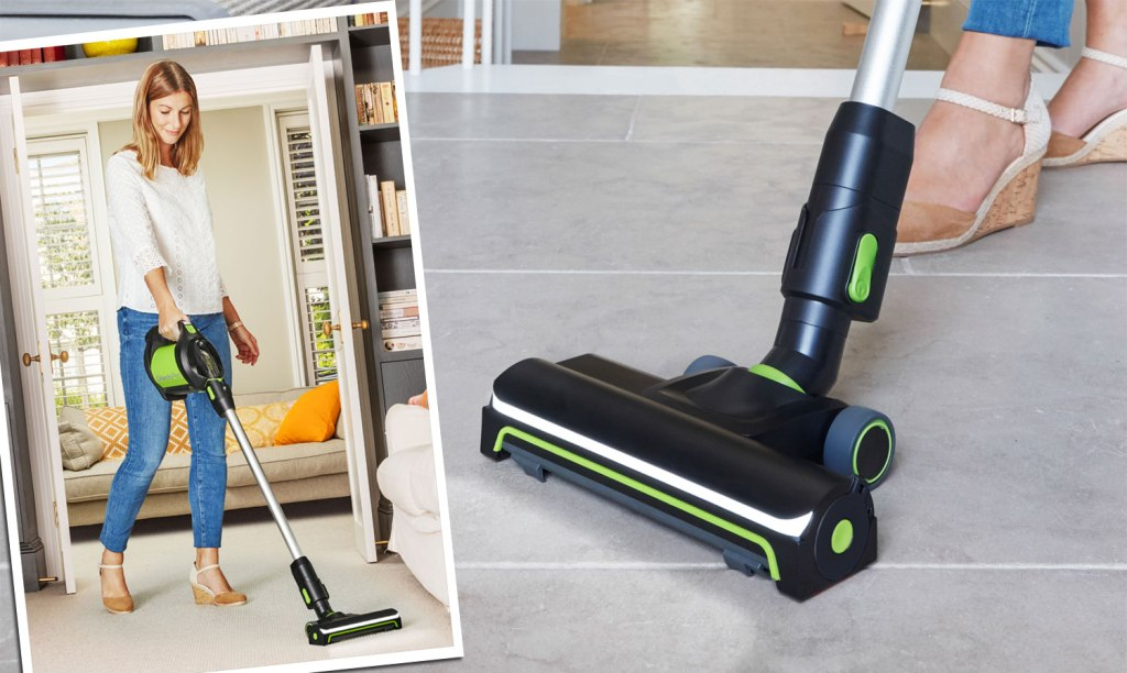 Luxurious Magazine Puts the Gtech Pro Cordless Vacuum To the Test