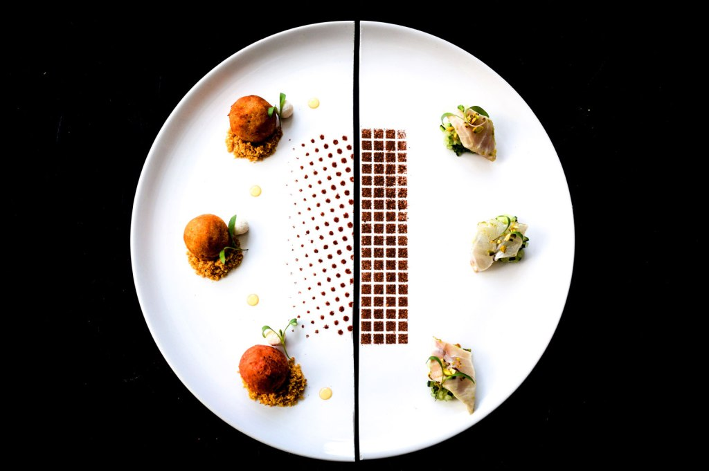 Kitchen Theory's incredible gastronomy