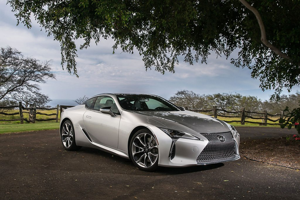 The LC 500h is maintaining that tradition of innovation