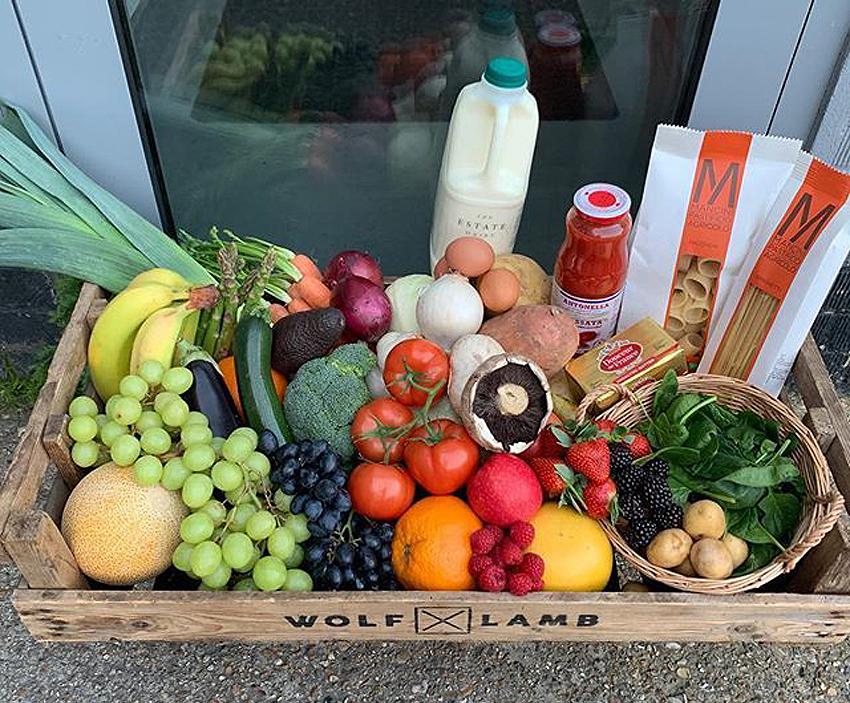 LockdownLocals - A comprehensive List of Alternative London Food Suppliers