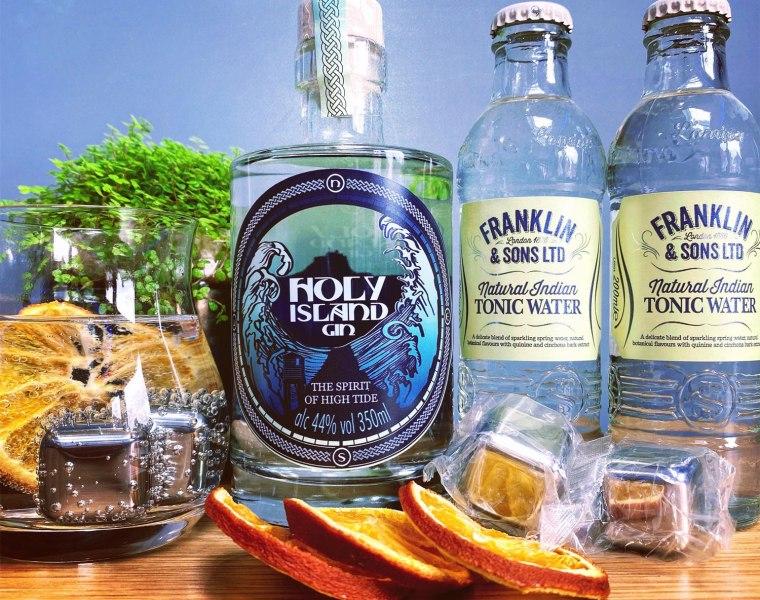 The Holy Island Gin Bundle