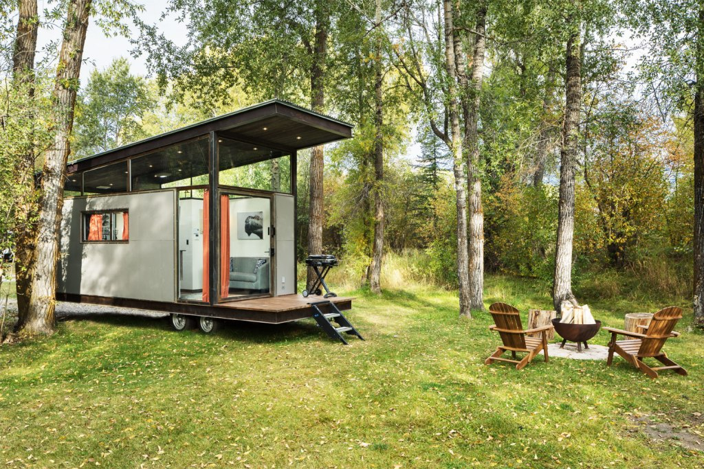 RoadHaus Wedge RV, Wheelhaus' smallest luxury home