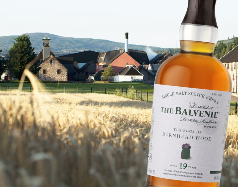 Balvenie Edge of Burnhead Wood 19-Year-Old