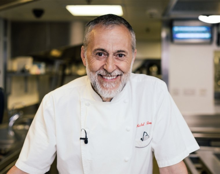 Michel Roux Jr Can Now Teach You Michelin-Starred Culinary Secrets at Home