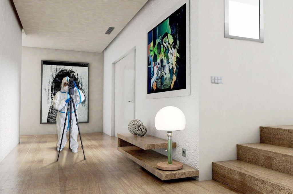 Reevo 360 Offers Hazmat Suits For Post-Lockdown Property Viewings