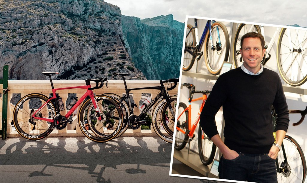 Interview with Andy Smallwood, the CEO of Ribble Cycles