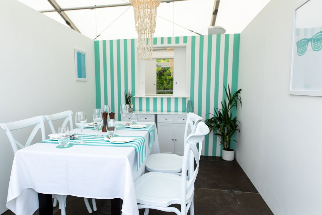 'The Anti-Social Club', has sixteen private dining