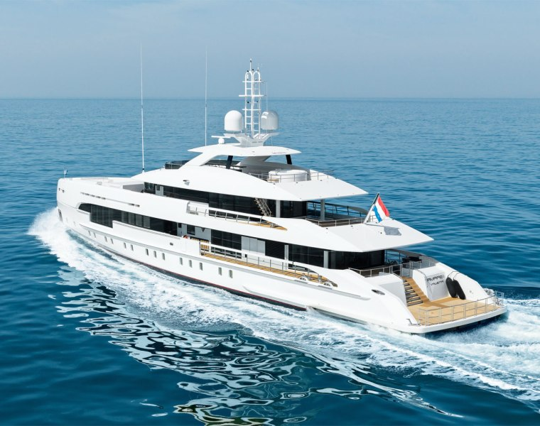 Heesen Yachts Announces Delivery Of 50-Metre Amare II Superyacht 3
