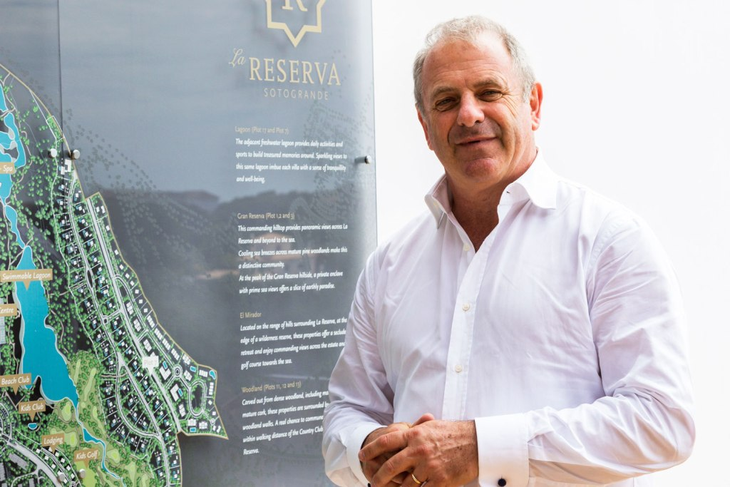 Exclusive Interview with Marc Topiol, Chairman of Sotogrande SA