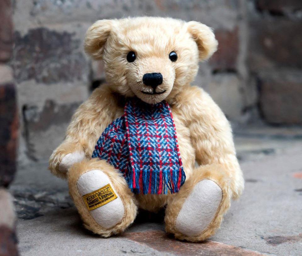 Merrythought James Teddy Bear