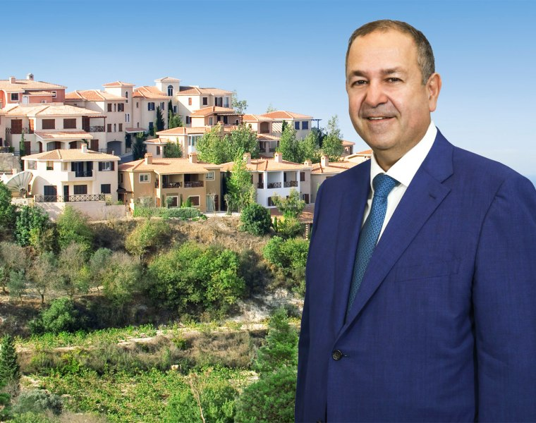 Pantelis Leptos Director of Leptos Estates