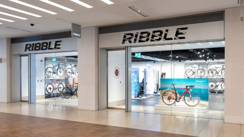 Ribble Cycles Mailbox Store