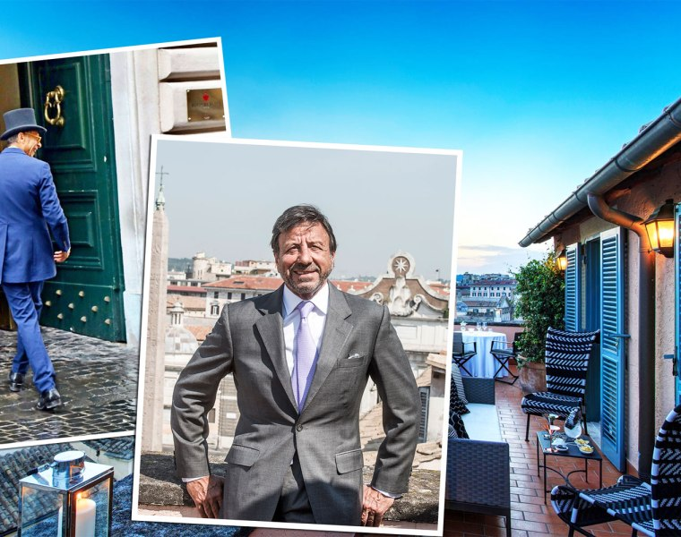Rocco Forte Hotels Reopen in Italy and Germany