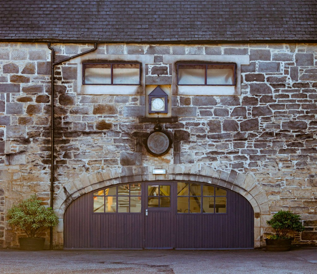 The Glen Moray Distillery