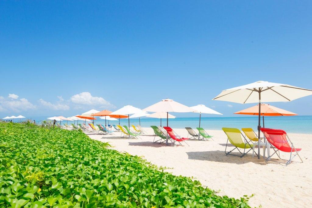 Beach at RISONARE Kohamajima