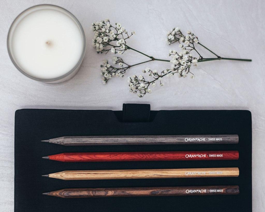 Mizensir Caran d'Ache Pencils