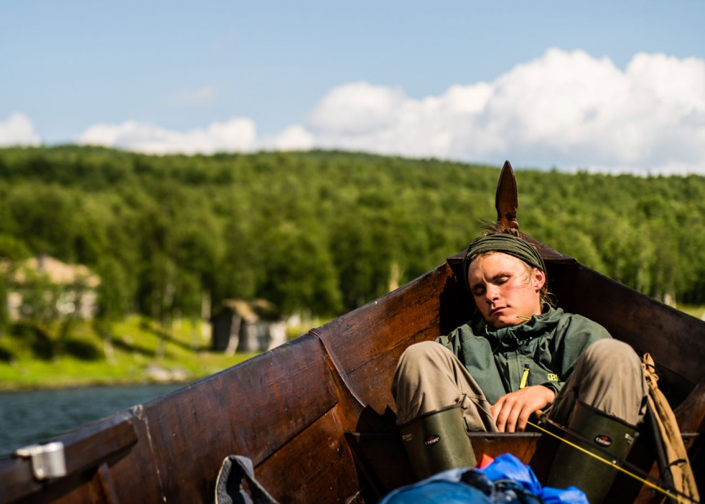 Escape to Geunja The Sámi Ecolodge in Swedish Lapland