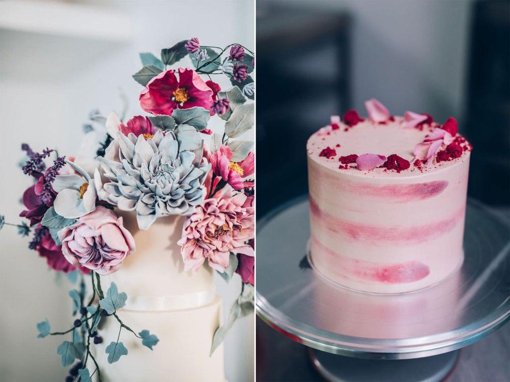 Rosalind Miller baking creations